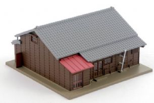 Kato 23-480 Dio Town House with Gable Roof